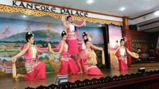 7人のツアー? タイ6日間女性一人旅 4日目 チェンマイ・カントークディナーショー