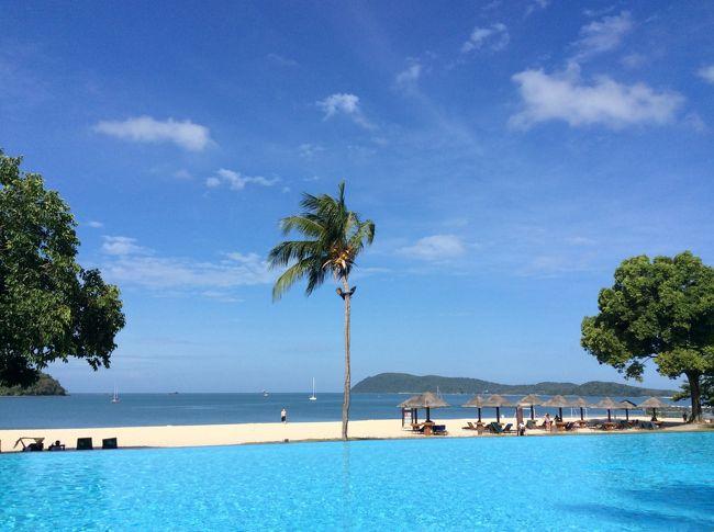 何もしない贅沢 のんびりビーチリゾート Vol.2 ランカウイ島でカヤックツアー