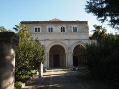 アブルッツォ州とモリーゼ州の旅 サン・クレメンテ・ア・カステリオーネ・ア・カサウリア(San Clemente a Castiglione a Casauria)修道院