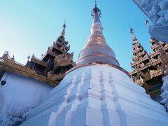 Myanmarひとりっぷ (2/25 ) ヤンゴン ②シュエダゴォンパヤー