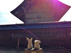 出雲で木造建築に触れる旅 出雲大社~ノスタルジックな旧大社駅