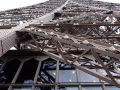 2016.02 女子旅 Parisに行こう!~2日目は上がるよ!エッフェル塔とサクレクール