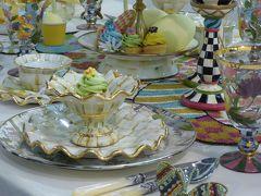 テーブルウェア・フェスティバル2016 Vol1 美しい食器の競演に酔いしれる♪