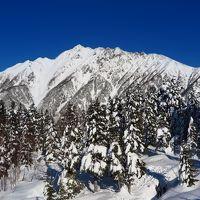 """""""雪景色の飛騨高山に行って来ました~  Part1 """" 。。。 """"新穂高ロープウェイからの絶景と平湯大滝の氷の滝の景色を楽しんで。。。宿泊は、匠の宿・深山桜庵です"""""""