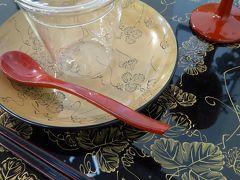 テーブルウェア・フェスティバル2016 Vol3 漆塗り・寄せ細工・萩焼の日本伝統が素晴らしい♪