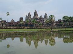 カンボジア旅行記①