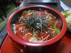 たまには「ベタ」な郷土料理1510 「手こね寿司」   ~鳥羽・三重~