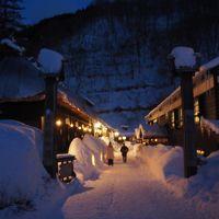 雪景色が見たくて酸ヶ湯温泉・乳頭温泉に泊まってきました。~乳頭温泉鶴の湯本陣編~