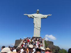 ドバイ~ブラジル~アルゼンチンの旅 #1  リオデジャネイロ