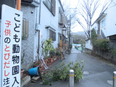 【東京】こども動物園、この細さは驚異的((滝汗))東京ハイドラCP巡り、