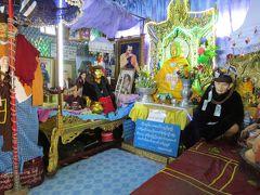 ミャンマーの旅(3)・・バガン郊外のサトウヤシ(シュロ)農園とポッパ山のタウン・カラッを訪ねて