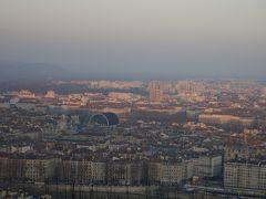 特典航空券で年末年始南フランス世界遺産巡り その16 元旦のリヨンの街をウロウロ