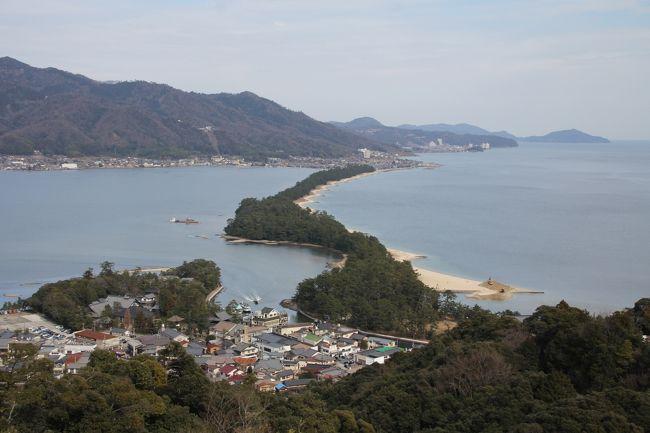 201602-02_天橋立・竹田城・姫路城(Amano-Hashidate, Takeda Castle and Himeji Castle in Kyoto and Hyogo)