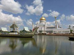 産後ひとり旅(ようやく)復活★イスラムを感じにKL経由ブルネイ
