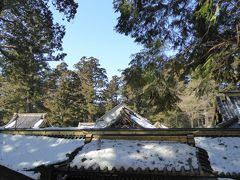 真冬の優雅な日光と鬼怒川温泉の旅♪ Vol4(第1日目午前) ☆日光:「東照宮」の祈祷殿・眠り猫・奥宮♪