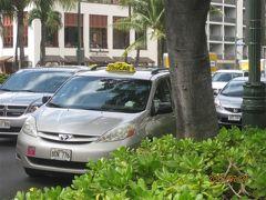 ホノルルのタクシー事情