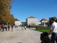 ニンフェンブルク城(ミュヘン)