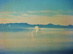 奇跡の荘内半島・前編: 蜃気楼の如く海に浮く山脈