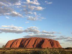 家族3人でオーストラリア旅行2週間 7日目~8日目(Uluru )
