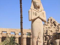 5000年の歴史、念願のエジプト旅行(その1、ルクソール編)