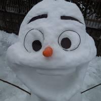2015年お正月 滋賀 高島~今津は雪でした。