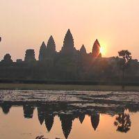 ゆるりとカンボジア アンコールワットへ