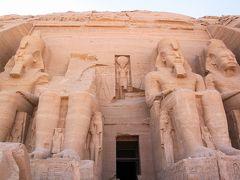 5000年の歴史、念願のエジプト旅行(その4、アスワン~アブシンベル編)