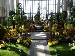 淡路島観光(05) 奇跡の星の植物園 ラン展その4 フラワーショースペイス。