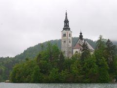 GWにクロアチア・スロヴェニア弾丸旅行 その3 ブレッド湖を満喫
