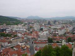 GWにクロアチア・スロヴェニア弾丸旅行 その4 リュブリャナの街をてくてく歩く