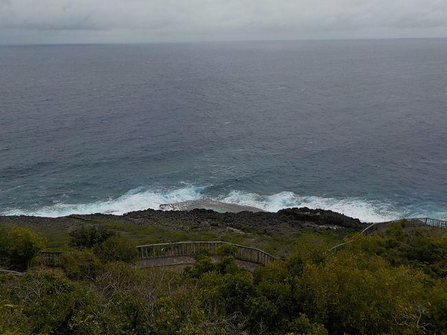 ロタ二日目は島内観光!!<br /><br />午後は北部に観光に行きました