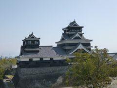 3年連続日本一の熊本城を初訪問:「ホテル日航 熊本」泊