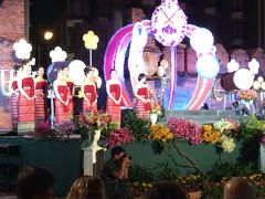 タイ専科⑮-1   2016 チェンマイ フラワーフェスティバル 前夜祭