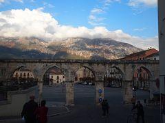 アブルッツォ州とモリーゼ州の旅 スルモーナ(Sulmona)