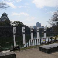 カメラの修理が出来上がり、大阪城梅林へ。