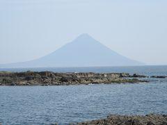 南九州の旅3日間(その3 釜蓋神社と長崎鼻)