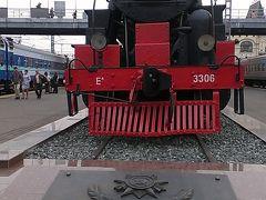シベリア鉄道でウラジオストックからハバロフスクへ