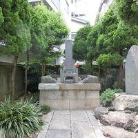間宮林蔵の墓 (本立院)