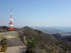 (関東ふれあいの道・神奈川県コース) ⑦大磯・高麗山のみち