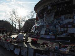 今だからこそ見ておきたかったパリ~2015年12月滞在記〈5〉心に刻む~祈りのレピュブリック広場