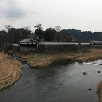 2月くまモン推しまくり熊本県で城巡り ②人吉城址見て温泉入って高速バスで熊本移動