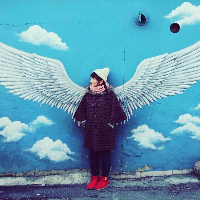 1泊2日ソウル 壁画と食べ歩きの旅