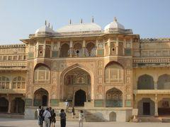 インド 「行った所・見た所」 ジャイブールのアンベール城を散策