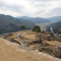 竹田城跡 ~日本のマチュピチュを登る~