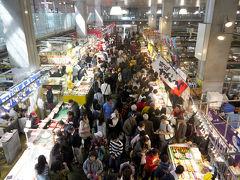 海鮮ふぐ・かに・えび祭りin山口 3-1 唐戸市場 編