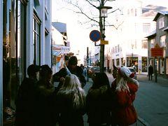一人旅第9弾/念願アイスランド!+ちょこっとヘルシンキ_�灰の水曜日〜レイキャビク的ハロウィン