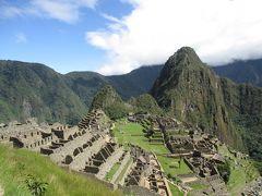 シニアのツアーで行く南米三大絶景11日間 B)クスコとマチュピチュ