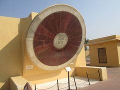インド 「行った所・見た所」 ジャイブールのジャンタルマンタル(天文台)とシティパレス散策
