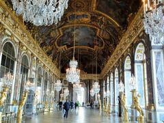 女同士で楽しむパリ、シャルトル、モンサンミシェル欲張り10日間の旅(3日目:ヴェルサイユ宮殿~凱旋門~エッフェル塔)