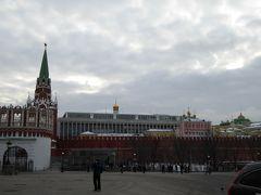 冬のロシア モスクワ・サンクトペテルブルク⑥(モスクワ観光3)